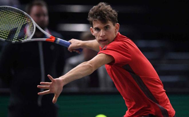 Thiem - Carreno Busta: Đóng thế cứng đầu, giằng co kịch liệt (ATP Finals) 1
