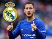 Bóng đá - Chuyển nhượng Real: Thanh lý Bale, mua Hazard 100 triệu bảng