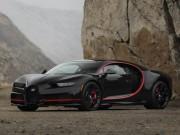 "4 triệu USD để sở hữu Bugatti Chiron phiên bản  "" Batmobile """