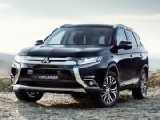 Mitsubishi Outlander 2018 ở Việt Nam sẽ được lắp ráp