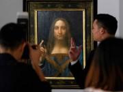Ngắm bức tranh mua giá 60USD, bán được 450 triệu USD