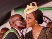 Người vợ kém 40 tuổi đầy tham vọng của Tổng thống Zimbabwe