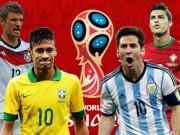 """World Cup 2018: Tiếc Italia, nhớ  """" cơn lốc da cam """" , chờ  bảng tử thần"""