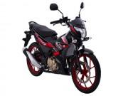 Quyết đấu Yamaha Exciter, Suzuki Raider ra màu mới