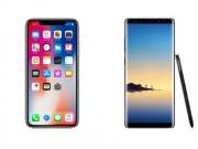 Thời trang Hi-tech - Bảo mật trên Galaxy Note 8 và iPhone X có gì đặc biệt?