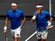 Nadal số 1 nhưng  tham thì thâm : Thua xa Federer  biết mình, biết người