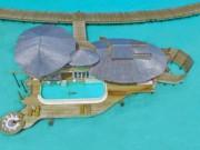 """"""" Lạc trôi """"  giữa khu nghỉ dưỡng hạng sang đẳng cấp nhất Maldives"""