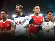 """Ngoại hạng Anh trước vòng 12: Tottenham đại chiến Arsenal, MU đi tìm  """" dáng Quỷ """""""