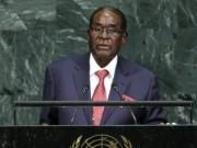 Tài sản khổng lồ của Tổng thống Zimbabwe vừa bị lật đổ