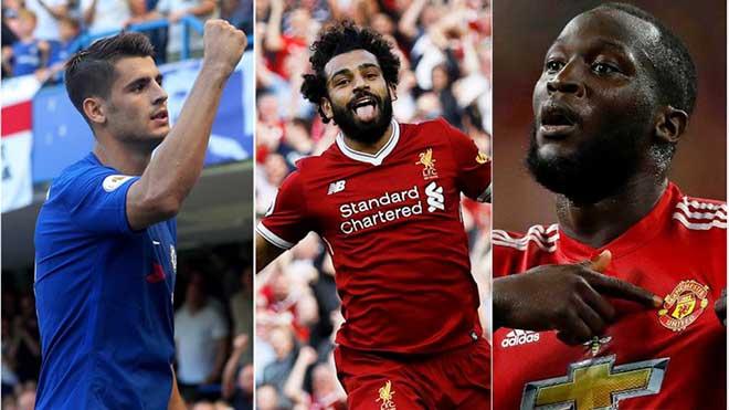 """Top tân binh Ngoại hạng Anh: Morata """"ngon"""" hơn Lukaku, thua """"Ma tốc độ"""" 1"""