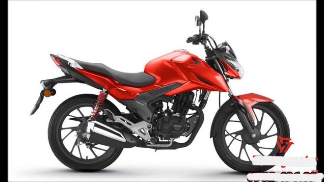 2018 Honda CBF125R về Việt Nam giá hơn 20 triệu đồng