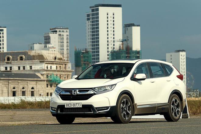 Những cải tiến trên Honda CR-V 2017 so với thế hệ trước