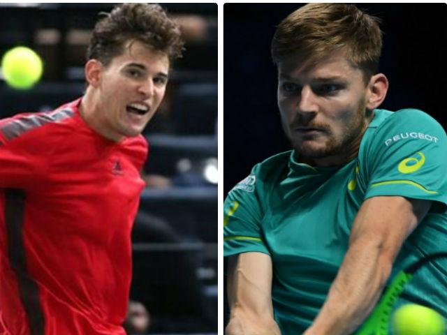 """ATP Finals ngày 7: Federer gặp """"mồi ngon"""", chờ bay vào chung kết 4"""