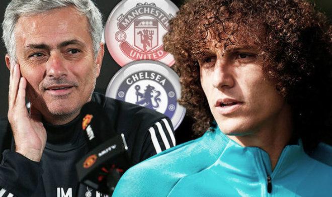 Chuyển nhượng MU: Mourinho tăng tốc, ra giá Luiz 62 triệu bảng 2