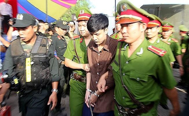 Lời cuối của Nguyễn Hải Dương trước giờ thi hành án tử - 1