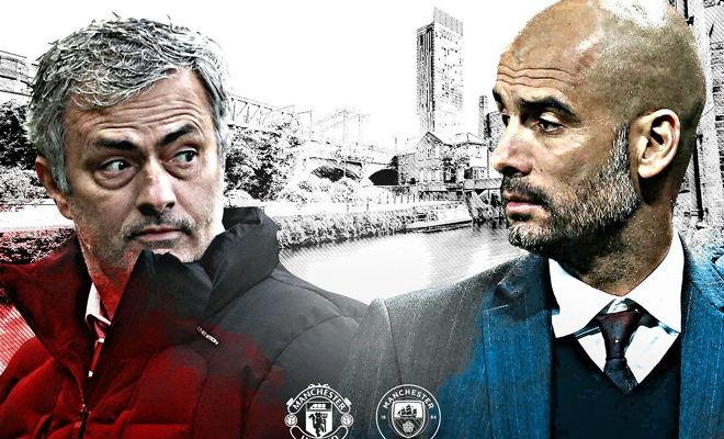 """Đua Ngoại hạng Anh: MU - Mourinho là """"Vua leo núi"""", Man City coi chừng 2"""