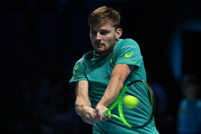 Goffin - Thiem: Giằng co set 1, sụp đổ set 2 (ATP Finals) 1
