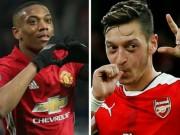 MU muốn Ozil: Wenger thách thức Mourinho có dám đổi 3 SAO?