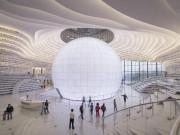 Bên trong thư viện khổng lồ chứa 1,2 triệu cuốn sách ở TQ