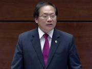 Chất vấn Bộ trưởng TT-TT, bức xúc với trách nhiệm Bộ trưởng Y tế