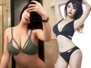 """Nữ giảng viên nóng bỏng nhất Hàn Quốc lại  """" gây sốt """"  với clip thả thính"""