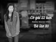 Nghị lực vượt lên số phận của  bà lão 22 tuổi  Nguyễn Thị Như