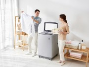 100% mẫu máy giặt 2017 của LG sử dụng công nghệ inverter