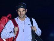 Giật mình: Nadal đã bỏ ATP Finals, Federer cũng bị chấn thương?