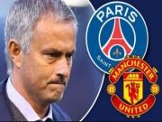"""MU ấp ủ kế hoạch  """" bom tấn """"  với Mourinho: PSG sốc nặng"""