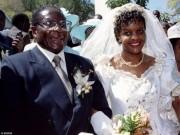 Thú tiêu tiền  ồ ạt  của đệ nhất phu nhân Zimbabwe