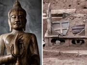 Phát hiện hài cốt của Đức Phật trong rương 1000 năm ở TQ?