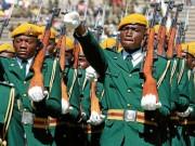 Đội quân tinh nhuệ tuyệt đối trung thành Tổng thống Zimbabwe