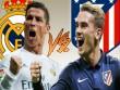 Derby Madrid:  Vua  Ronaldo lấy vía, Griezmann bung lụa chào hàng MU