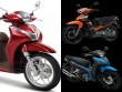 Xe máy - Xe đạp - Giáp tết, xe máy đua nhau khoe sắc mới tại thị trường Việt