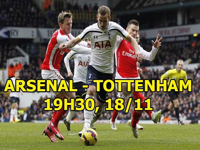 Chi tiết Arsenal - Tottenham: Không có bàn thứ 3 (KT) 28