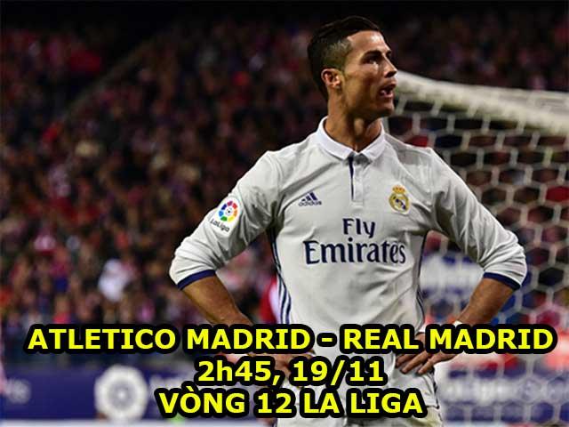 """Derby Madrid: """"Vua"""" Ronaldo lấy vía, Griezmann bung lụa chào hàng MU 4"""