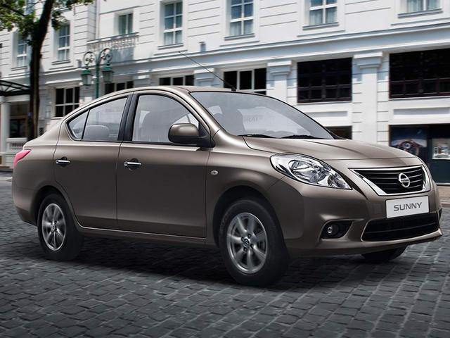Nissan Sunny XV ở Việt Nam hạ giá còn 468 triệu đồng - 1