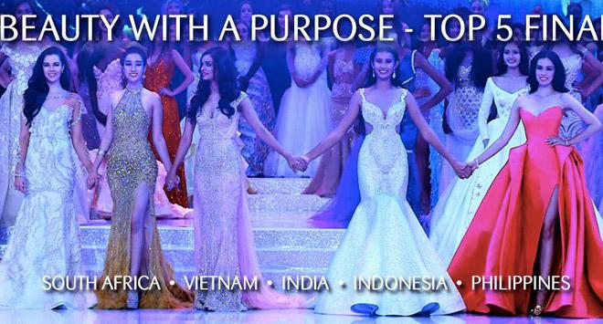 Đẹp và xuất sắc, Đỗ Mỹ Linh có cửa nào đăng quang Hoa hậu Thế giới?