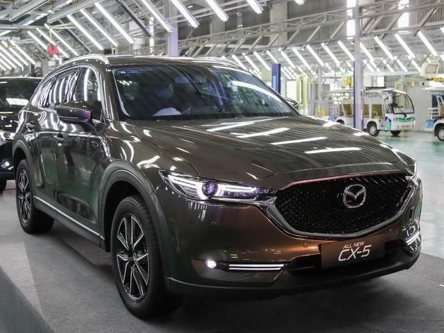 Mazda CX-5 2017 ra mắt Việt Nam, giá từ 879 triệu đồng - 1