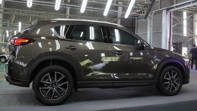 Mazda CX-5 2017 ra mắt Việt Nam, giá từ 879 triệu đồng - 2