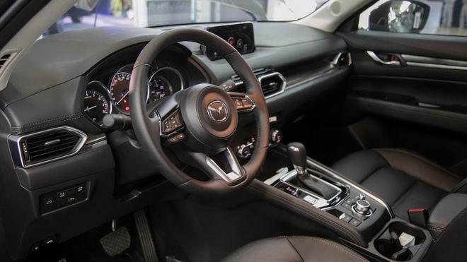 Mazda CX-5 2017 ra mắt Việt Nam, giá từ 879 triệu đồng - 3