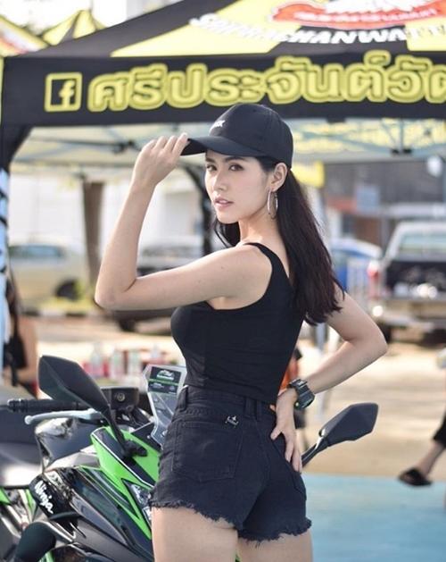 Vẫn biết gái Thái đẹp, nhưng tới MC cũng thế này thì sống sao? - 1