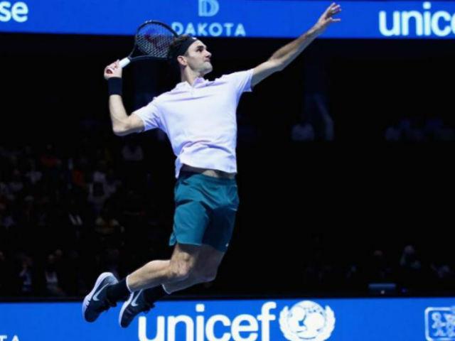 Federer - Goffin: Màn ngược dòng không tưởng (Bán kết ATP Finals) 2