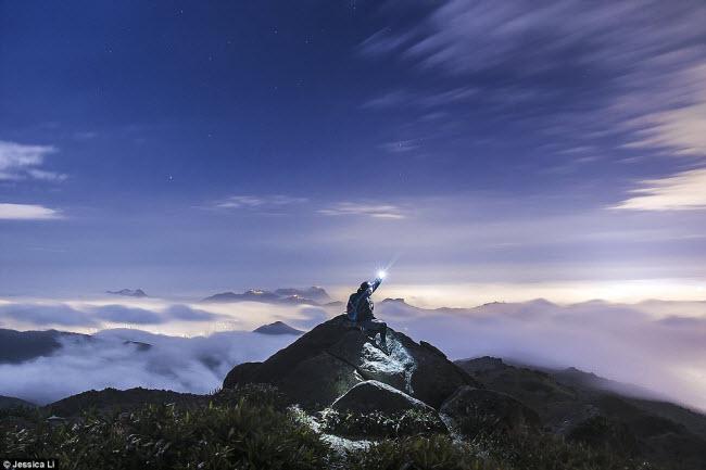 Vẻ đẹp ngỡ ngàng của vùng đồng quê Hong Kong