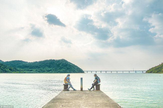 Vẻ đẹp ngỡ ngàng của vùng đồng quê Hong Kong - 7