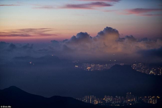 Vẻ đẹp ngỡ ngàng của vùng đồng quê Hong Kong - 8