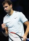 Chi tiết Dimitrov - Jack Sock: Vinh quang xứng đáng (Bán kết ATP Finals) (KT) 1