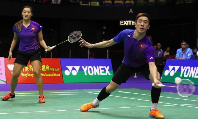 Bàng hoàng: VĐV Trung Quốc cách chiến thắng 1 điểm, thua đau đớn vì khinh địch 1