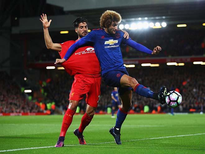 Chuyển nhượng MU: Mourinho nhắm 2 mục tiêu hàng đầu 4
