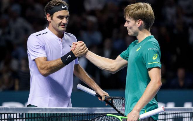 """ATP Finals ngày 7: Federer gặp """"mồi ngon"""", chờ bay vào chung kết 1"""